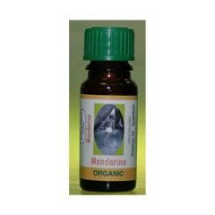Biologische mandarijn olie
