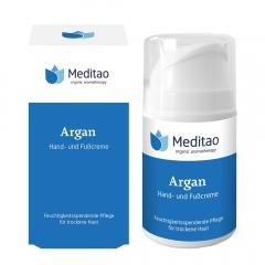 Meditao Argan hand en voetcreme