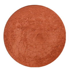 Satin matte blush Calla