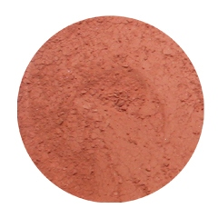 Satin matte blush Rose