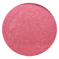 Satin matte blush strawberry