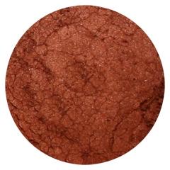 Minerale parelmoer oogschaduw Copper