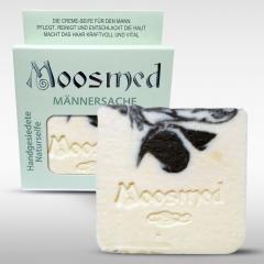 Moosmed zeep voor mannen