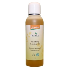 Natuurlijke massage olie rosemary