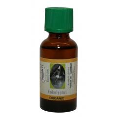 Biologische eucalyptus olie 30ml