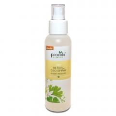 Natuurlijke deodorant spray herbal