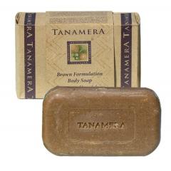 Tanamera bruine scrubzeep