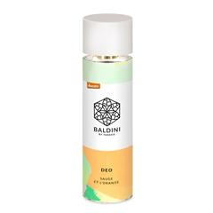 Taoasis bio deodorant sauge et l'orange