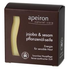 Apeiron jojoba sesam zeep