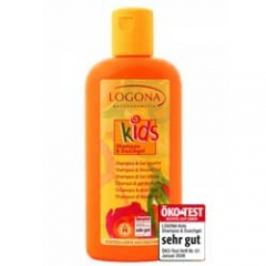 Bio shampoo en douchegel (2 in 1) kids