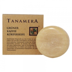Tanamera groene koffie zeep