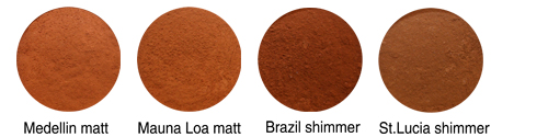 Bronzer minerale make-up Provida