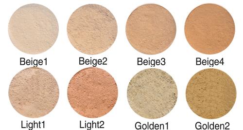 Minerale concealer