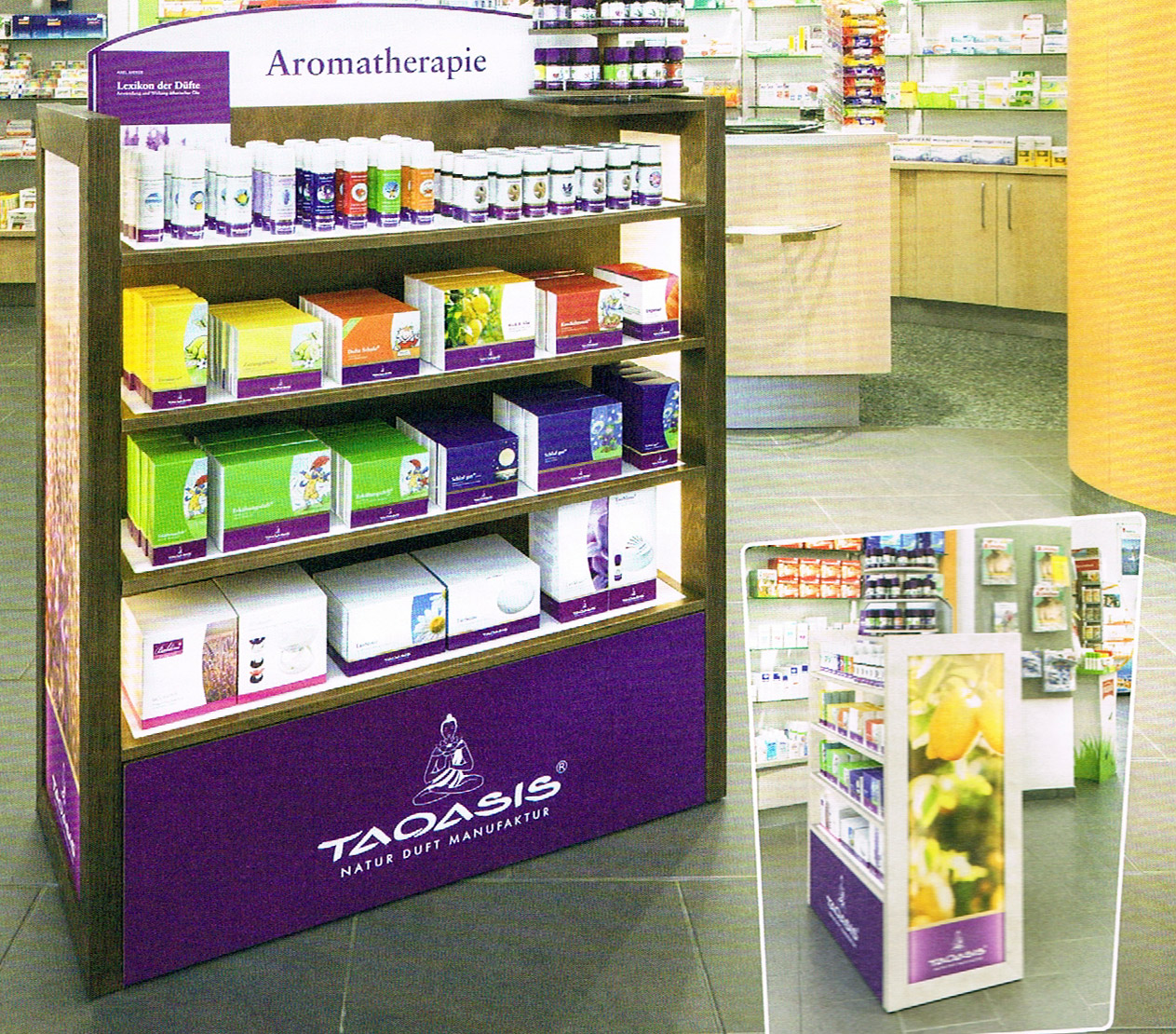 Display Taoasis