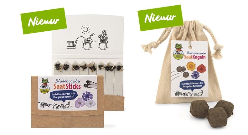seed bombs en keukenkruiden