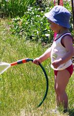 Bio zonnebrandcremes baby en kind
