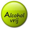 Alcoholvrij logo