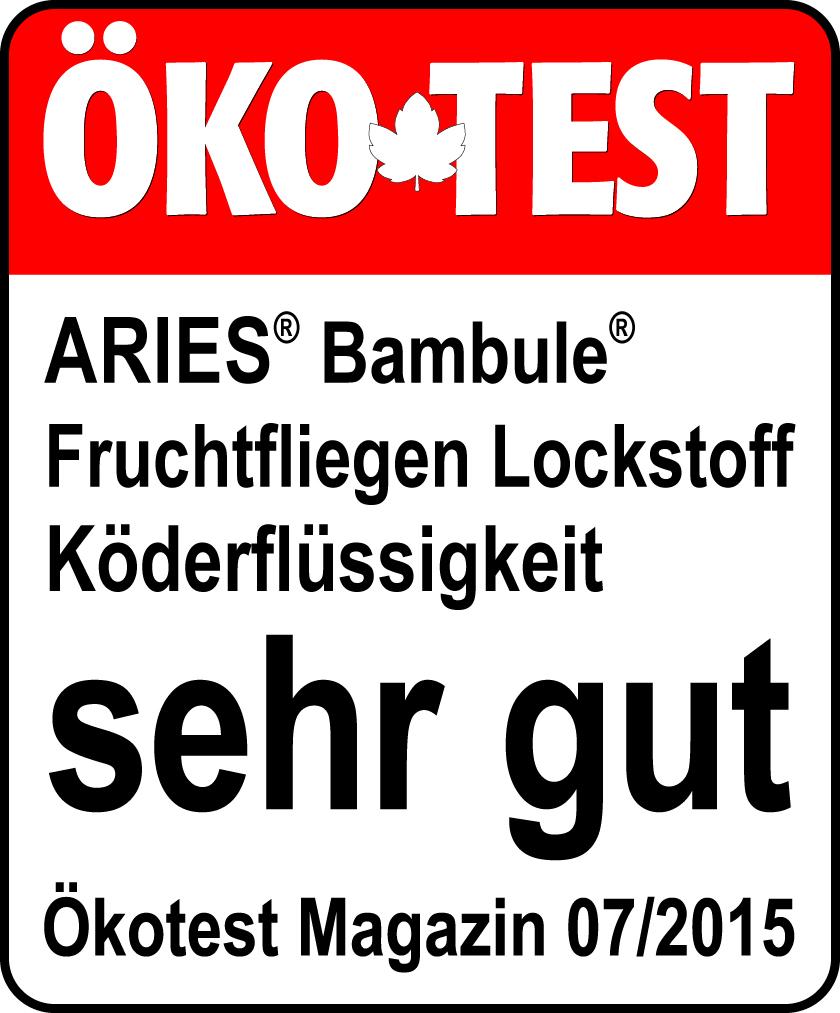 Okotest Aries fruitvliegjes lokstof