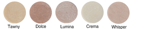 Luminous shimmer Powder
